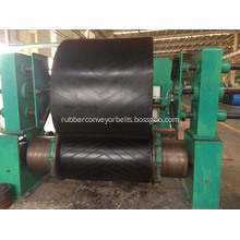 V-shape patterned conveyor belt