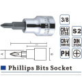 Phillips Hex Schlitz Torx Bit Sockel