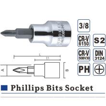 Phillips Hex Schlitz Torx Bit Sockel