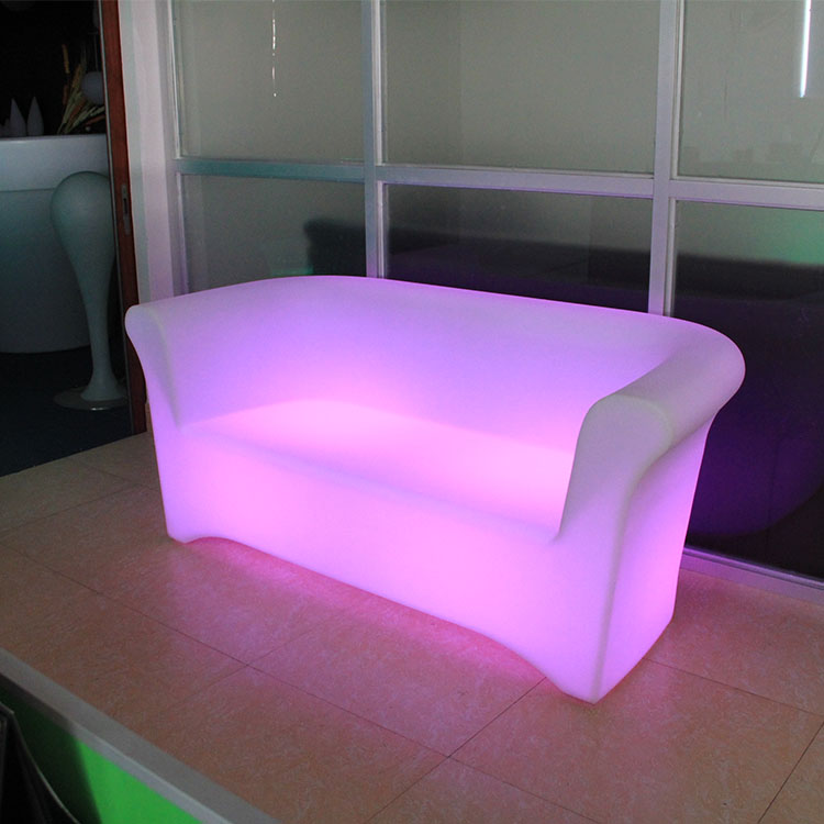 Retro Style LED Bar Sofa