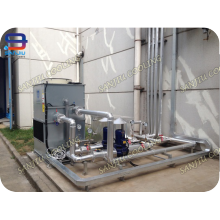 Closed Circuit Cooling Tower Small Jet Square Water Cooling Plant