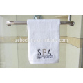 New Style Yarn Dyed Logo Customized 5 Star Hotel Used Cotton Towel Fabric