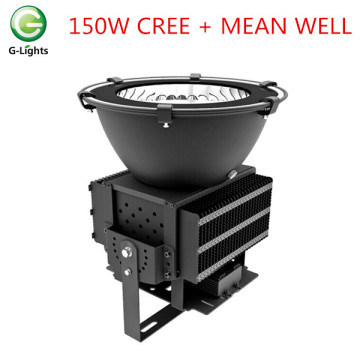 Smelter 150W LED High Bay ánh sáng