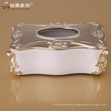 best seller high-end hotel use tissue paper box China