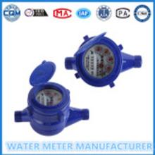 Higt को मापने और कम कीमत प्लास्टिक गीला Dail ठंडे पानी के मीटर