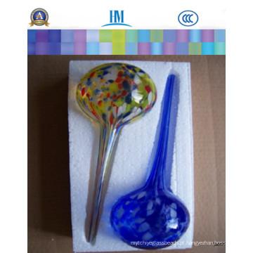 Globos de rega, globos de flores, 2pcs / pack para vasos de plantas de interior