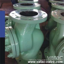 Bellow Sealed Globe Valve Bellow Sealing Gate Valve Pn16/Pn40 CS A216 Wcb