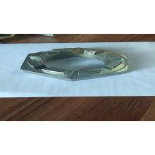 Крепежный элемент Замковая гайка DIN 937 или шлицевая гайка