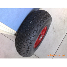 Roda sólida de 650-8 PU e roda de ar