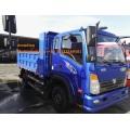 6T dump truck of sinotruk cdw