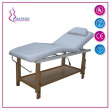 Cama de belleza spa con sillón reclinable
