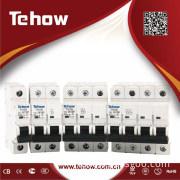 Good quality waterproof MCB mini circuit breaker 1-63A
