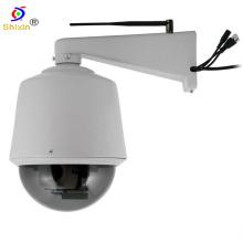 27X Optical Zoom Wireless WiFi Pan/Tilt IP Outdoor CCD Camera (IP-510HW)