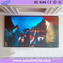 Panneau d'affichage d'écran visuel fixe polychrome d'intérieur de SMD LED pour la publicité (P3, P4, P5, P6)