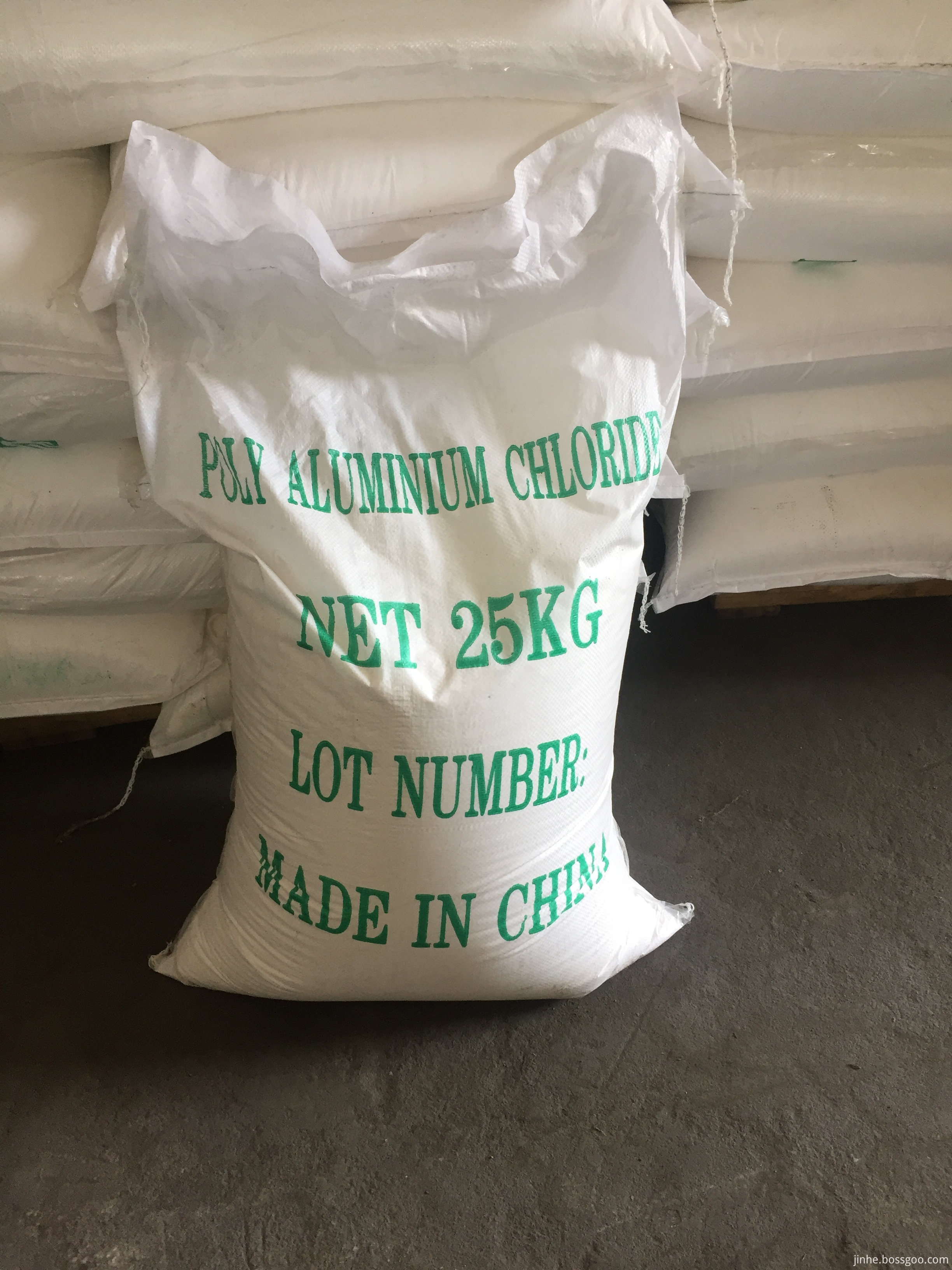 Waste water Decolorant Pac