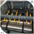 Máquina de corte de dobra de perfuração de barra multifunções