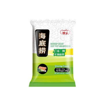 New tasty HaiDiLao Shrimp Flavor Hot Pot seasoning cube
