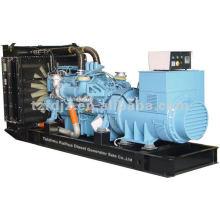 Groupes électrogènes diesel MTU approuvés par CE
