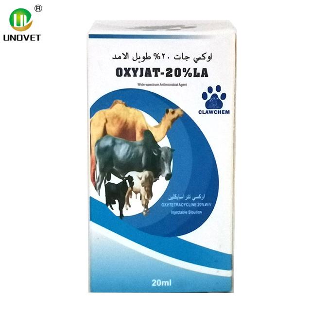 Oxytetracycline As Hydrochloride Flunixin
