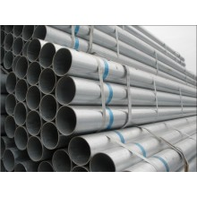 Q235B hot dipped galvanized welded steel pipe