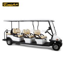 Carro elétrico de 8 seaters