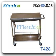 SS Медицинская тележка для мытья рук T428