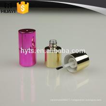 luxury empty uv gel custom print nail polish bottle for lady