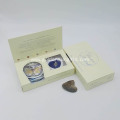 Love Pearl Jewelry Gift Necklace Color Box Set