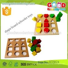 Juguetes Preschool Juguetes Educativos De Madera Shape Board Schooler Juguetes Inteligentes Juegos De Mesa