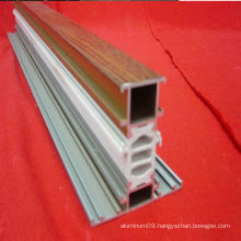 2324 industrial aluminium h extrusion profile