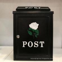 SteelArt standing modern aluminum german mailbox