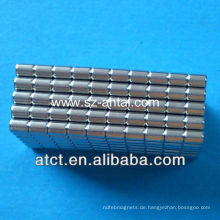 Magnete für Rotoren, N35 Zylinder Neodym-Magneten, Nickel-Magnete