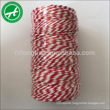 hot sale gold color cotton baker twine for gift
