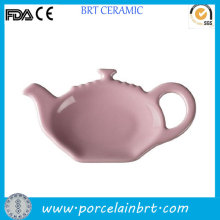 Pot Shaped Großhandel Teetasse und Teebeutel Halter