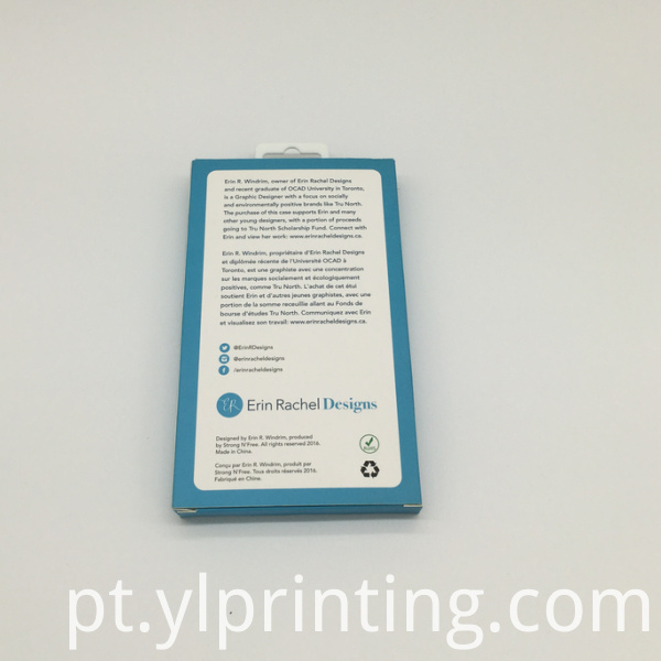Custom Printed Carton Box