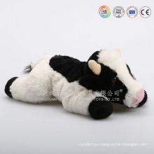 Plush stuffed farm animal cow toy plush cow