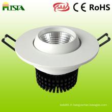 Downlight à LED avec un Design élégant (ST-WLS-A08-9W)
