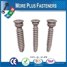 Made in Taiwan Special Sel;f Tapping Screw