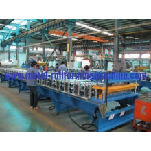 7.5Kw Corrugated Roofing Roll Forming Machine with PLC Auto
