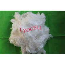 Lyocell staple fiber