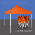 estirar pop up 10x10 carpa de fiesta de boda