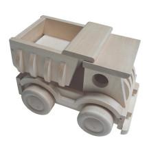 Caminhão de brinquedo de madeira de alta qualidade