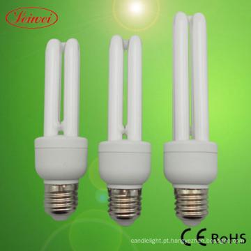 2U CFL lâmpada de T3
