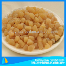 perfect fresh frozen dry bay scallop seafood for sale
