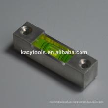 Quadratische Aluminium-Blasen-Durchstechflaschen