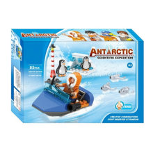 Boutique Building Toy-Antarctic Scientific Expedition 03