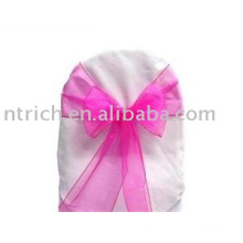Organza sash, chair tie, chair wraps