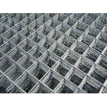 Malha de arame de aço galvanizado elétrico