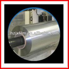 Película de poliéster revestida com PVDC