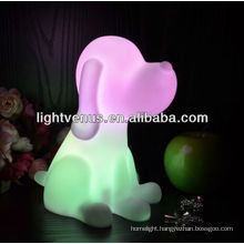 BSCI audit led night light Romantic newly battery sourced animal shaped LED Room Lamp